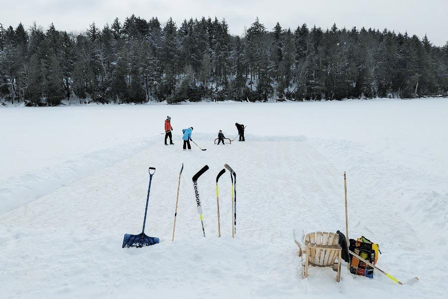 Skating - Kenauk